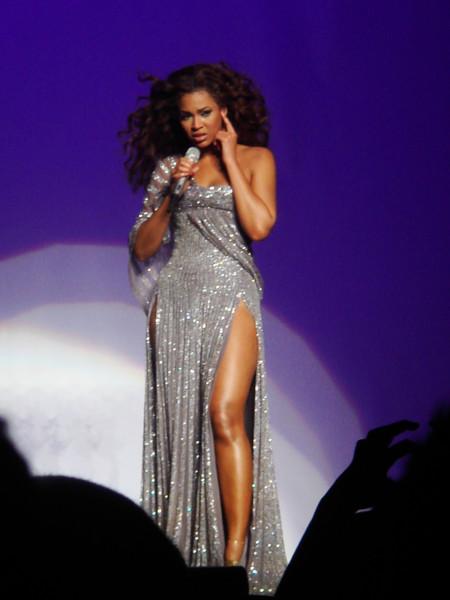 Beyonce Sings Listen
