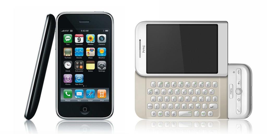 Iphone Htc