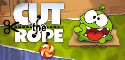 Cut the Rope ya disponible en el Android Market