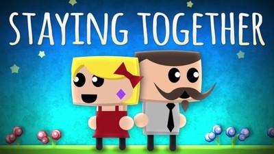 Staying Together, un juego de puzzles, plataforma y trabajo en equipo