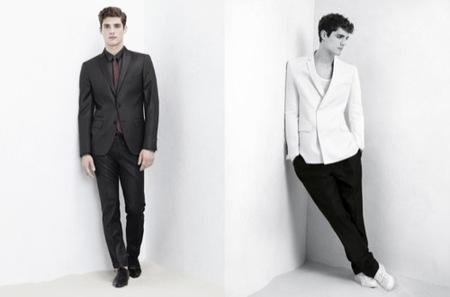 Zara, colección Primavera-Verano 2009, traje