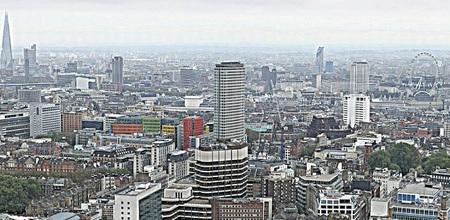 Londres: descúbrela en una panorámica esférica de 320 Gigapíxeles