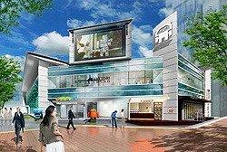 Museo y tienda especializada en robots en Japón