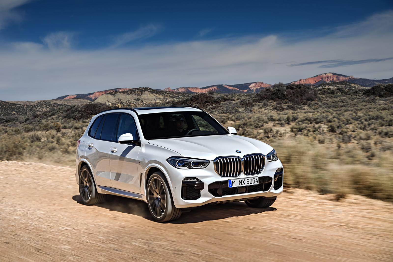 Foto de BMW X5 2018 (14/45)