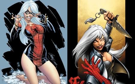 'Spider-Man' tendrá un spin-off protagonizado por Gata Negra y Silver Sable