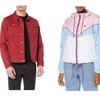 Chollos en tallas sueltas de pantalones, chaquetas y camisas Levi's, Springfield, Lee o Geographical Norway en Amazon