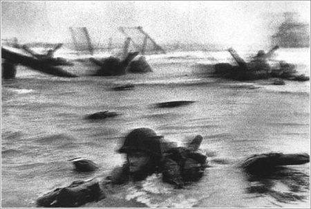 Robert Capa (desembardo de Normandía)