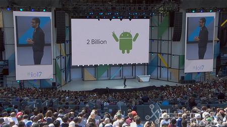 Android ya cuenta con más de 2.000 millones de usuarios activos