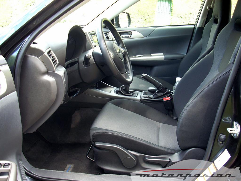 Foto de Subaru Impreza Sport (prueba) (31/32)