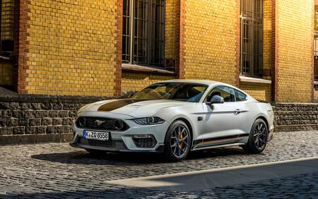 Ford Mustang Mach 1 2021, precios para España