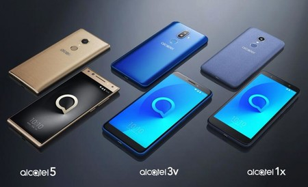 Smartphones Alcatel Mexico