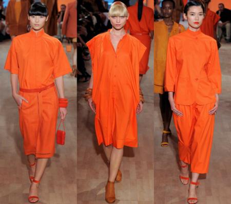 hermès naranja