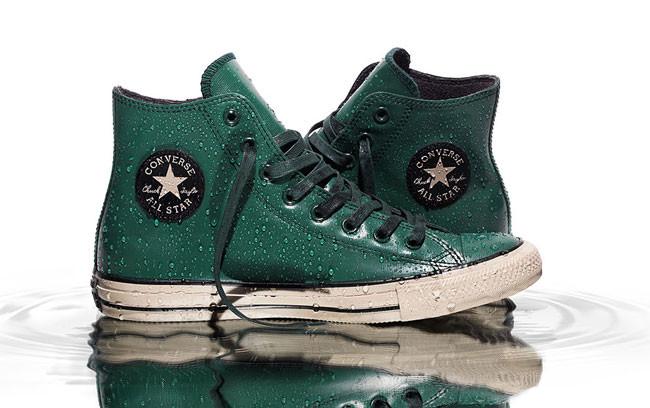 botas para lluvia converse