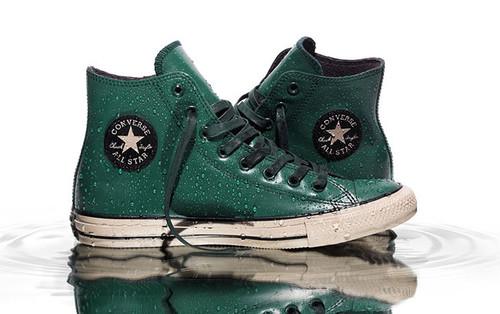 Que no te pare el agua: las Chuck Taylor All Star de Converse también pueden ser a prueba de charcos