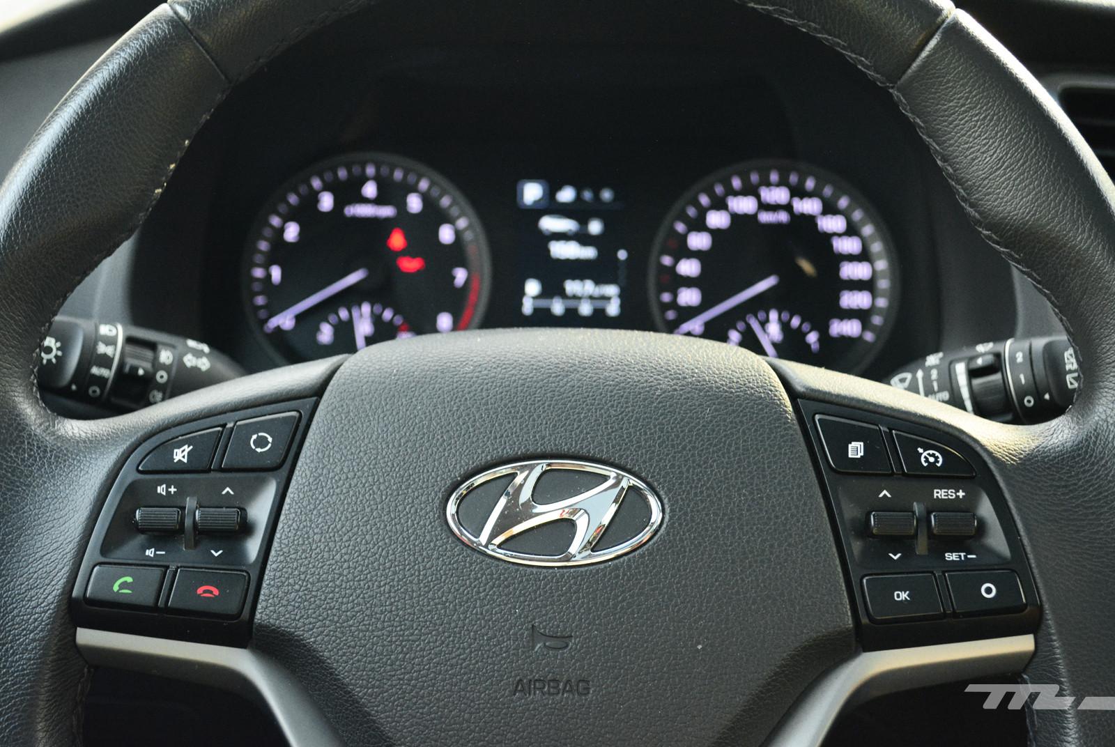 Foto de Hyundai Tucson (Prueba) (10/20)