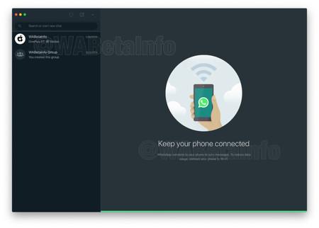 Whatsapp Web Modo Oscuro
