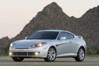 Hyundai Coupe 2007, más fotos