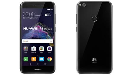 Huawei P8 Lite 2017, inesperado y mejor en todo que el original