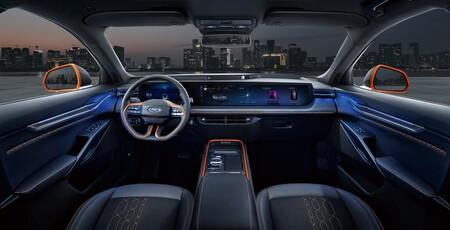 Ford Evos Interior 1