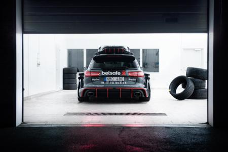 Jon Olsson Audi RS6 DTM
