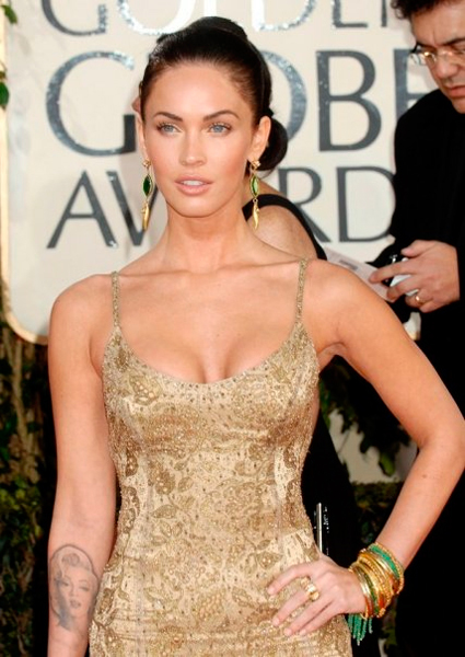 Megan Fox Tatuaje
