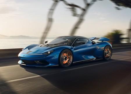 Pininfarina Batista: La muestra de que los eléctricos lo pueden todo, 1,926 hp y 0 a 100 km/h en menos de 2 segundos