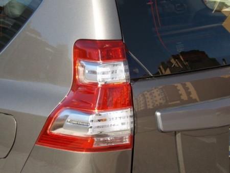 Detalle Toyota Land Cruiser