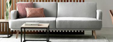 Recibe invitados en casa con esta selección de 11 sofás cama de El Corte Inglés por menos de 300, 400, 500 y hasta 2295 euros
