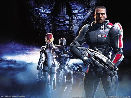 'Mass Effect 2' anunciado oficialmente por BioWare