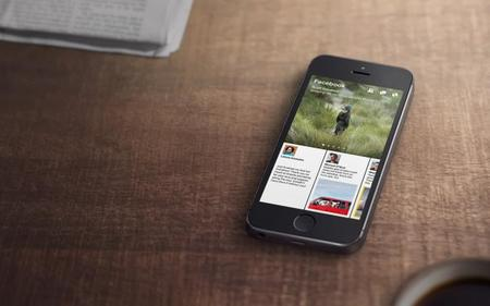 Facebook Paper, la aplicación oficial de la red social centrada en los contenidos
