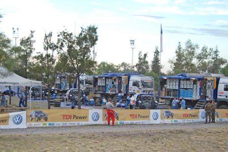 Campamento VW