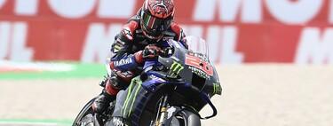 Fabio Quartararo lidera el doblete de Yamaha para irse sobrado de vacaciones y Joan Mir vuelve al podio