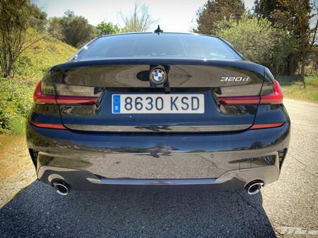 BMW Serie 3 2019 trasera
