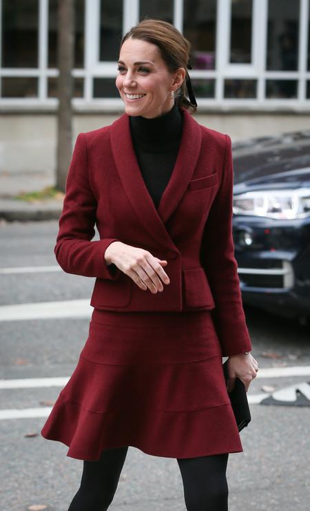 Cómo lucir un lazo en tu coleta de la forma más estilosa. Kate Middleton tiene las claves