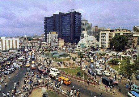 Lagos: una pesadilla de ciencia ficción