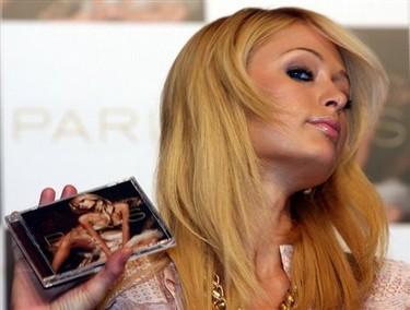 Paris Hilton quiere cantar con Paul Mc Cartney