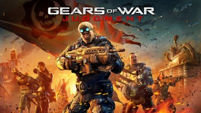 Esta es la intro de 'Gears of War: Judgment'