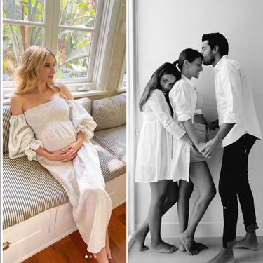 Babyboom: estas son las famosas que quedaron embarazadas durante la pandemia y serán madres en los próximos meses