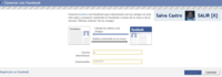 Identifícate en Genbeta con tu cuenta de Facebook