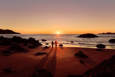 Cómo hacer las mejores fotos de atardeceres en la playa con el móvil