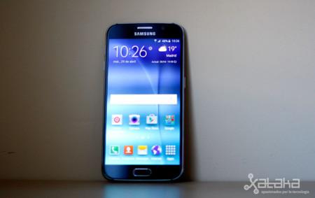 Samsung Galaxy S6 análisis frontal