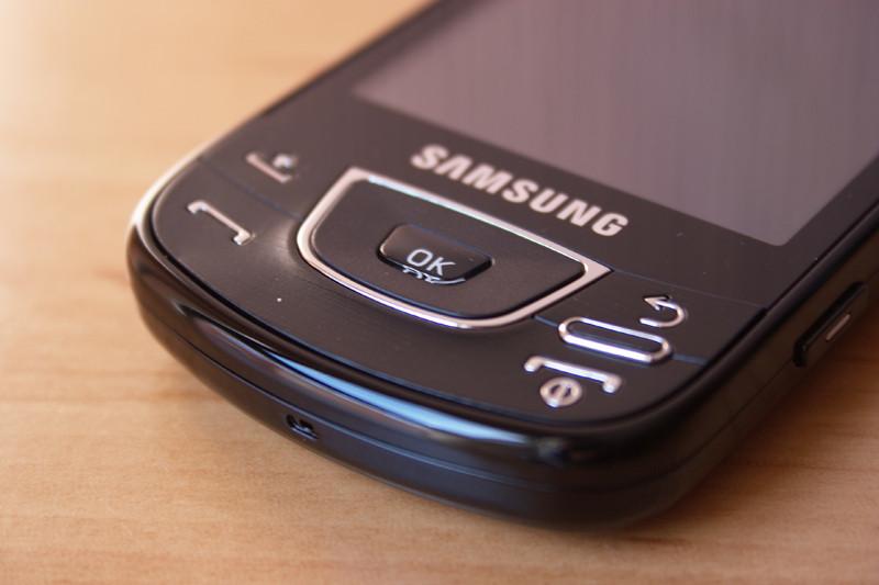 Foto de Samsung i7500 Galaxy (17/23)