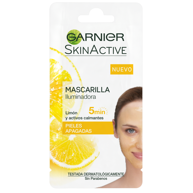 Mascarilla Garnier