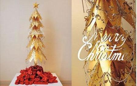 El Arbol de Navidad de lujo de Steve Quick Jeweler 2008