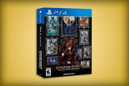 'Kingdom Hearts All-in-One Package' por 699 pesos en Amazon México: siete juegos de Sora, el nuevo personaje 'Smash Bros. Ultimate'