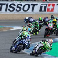 Las carreras de Superbikes y Supersport del sábado en Jerez han sido suspendidas por el grave accidente de Dean Berta Viñales