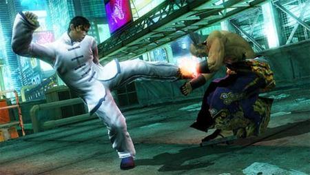 'Tekken 6' llegará a Xbox 360