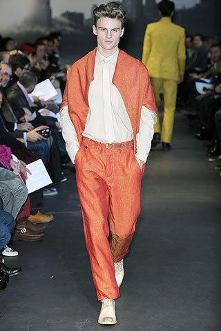 Loden Dager, Otoño-Invierno 2010/2011 en la Semana de la Moda de Nueva York