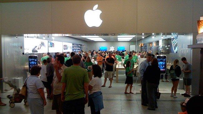Apple store barcelona llega m s informaci n desde la - Maquinista centro comercial ...