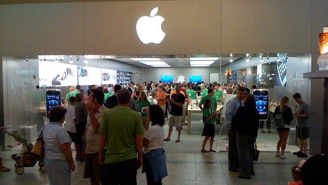 Apple store barcelona llega m s informaci n desde la - La maquinista centre comercial ...